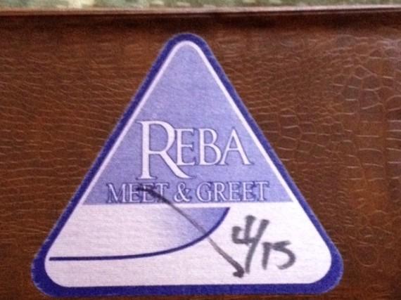 Reba Meet Greet