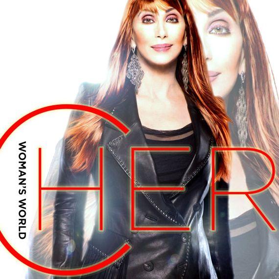 Woman's World Cher