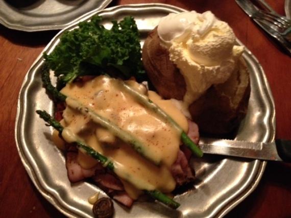 Anthony's Dinner