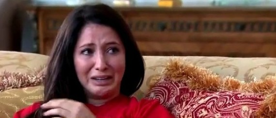 Bristol Palin Crying