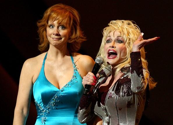 Dolly+Parton+Reba+McEntire