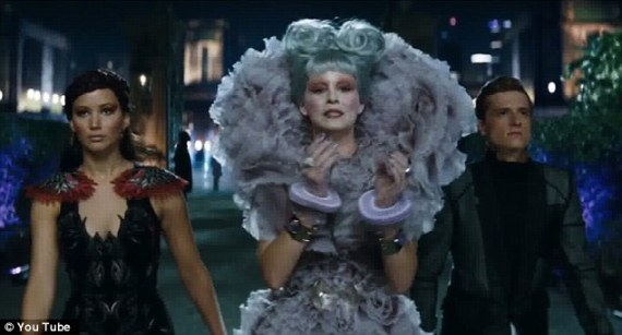 Katniss Effie Peeta