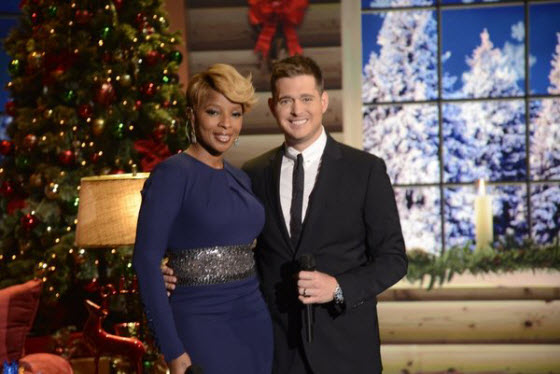 michael-buble-mary-j-blige-3rd-annual-christmas-special