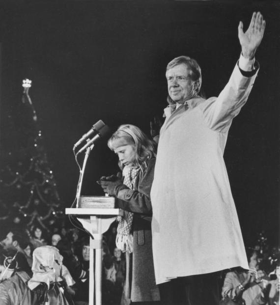 President Carter National Christmas Tree 1979