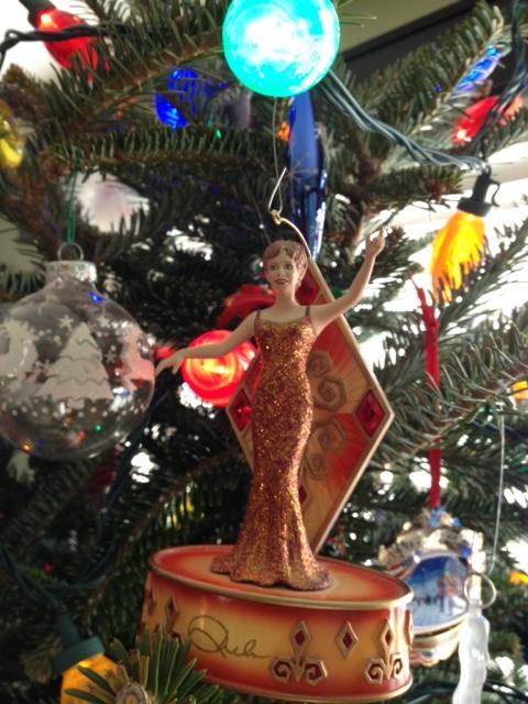 Reba Ornament