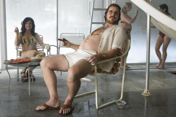 Christian Bale American Hustle