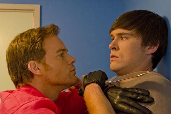 Sam Underwood -- Dexter