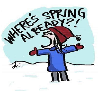 Spring Already