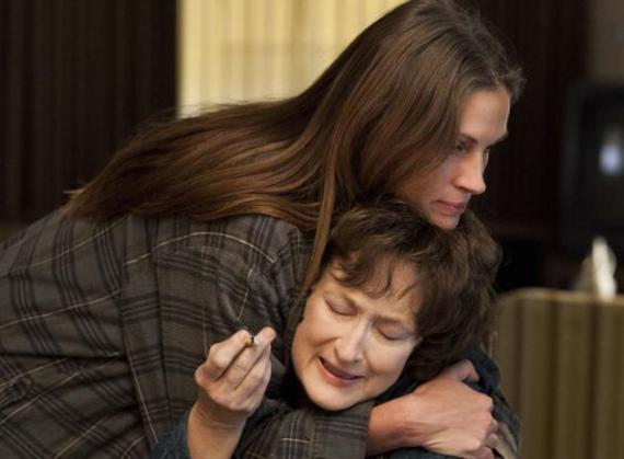august-osage-county- Julia Roberts Meryl Streep