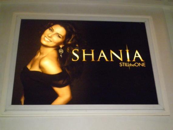 Shania Still The One