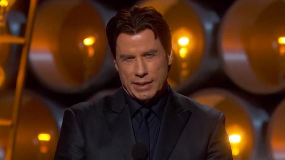 Travolta Oscars