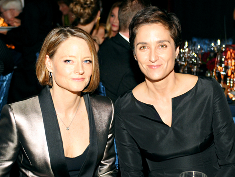 Jodie Foster Alexandra Hedison Marry