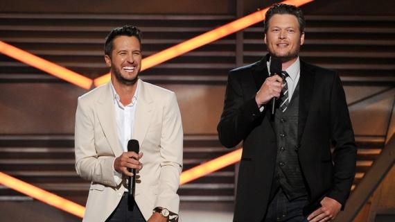Luke Bryan, Blake Shelton