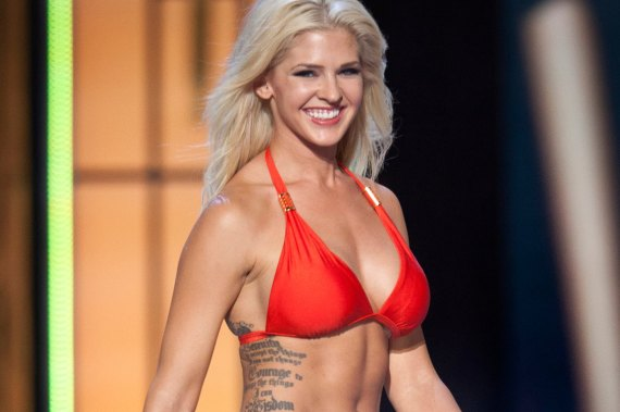 Miss Kansas 2013
