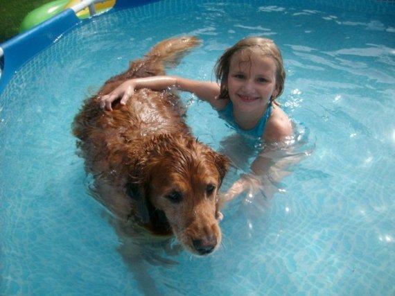 Pool Summer 2010
