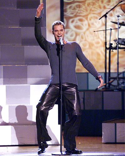 Ricky Martin Grammy Performance