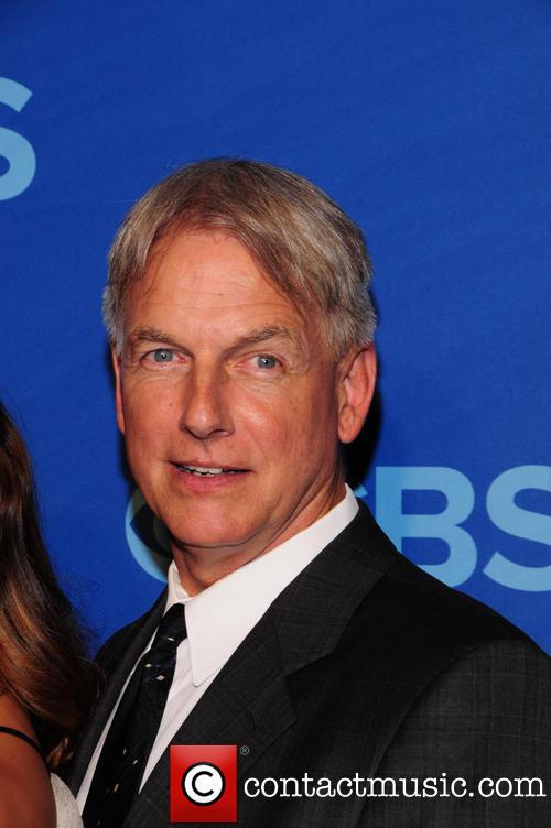 CBS Party Mark Harmon