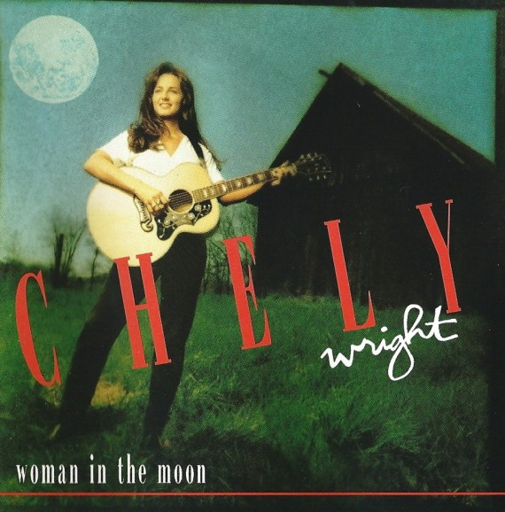 Chely Wright - Woman In The Moon