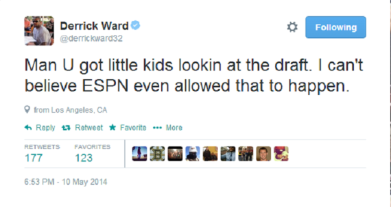 Derrick Ward
