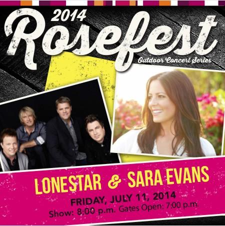 Lonestar Sara Evans