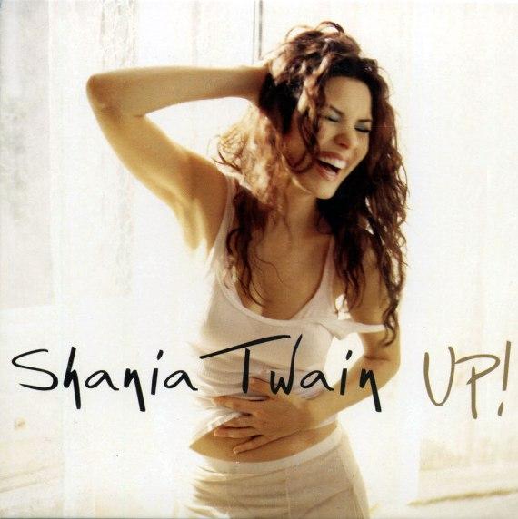 Up Shania Twain