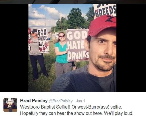 Brad Paisley WBC