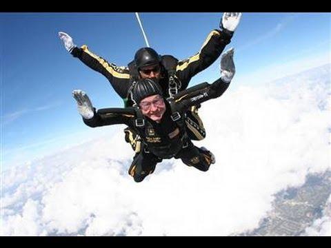 Bush Jumping on 90th