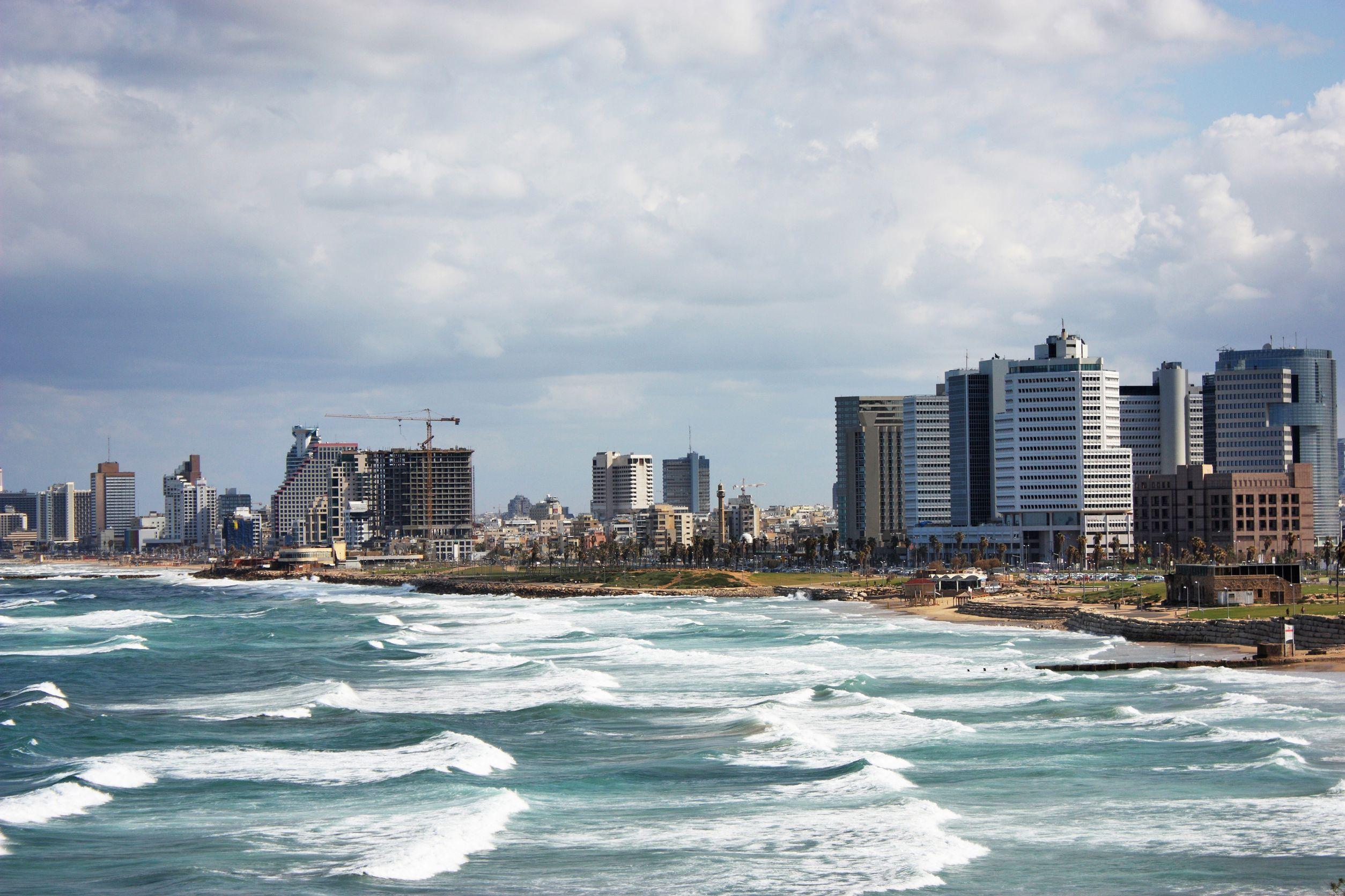 Tel Aviv Mediterranean Sea