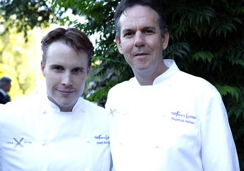Grant and Thomas Keller