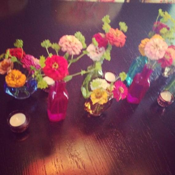 Madonna Flowers