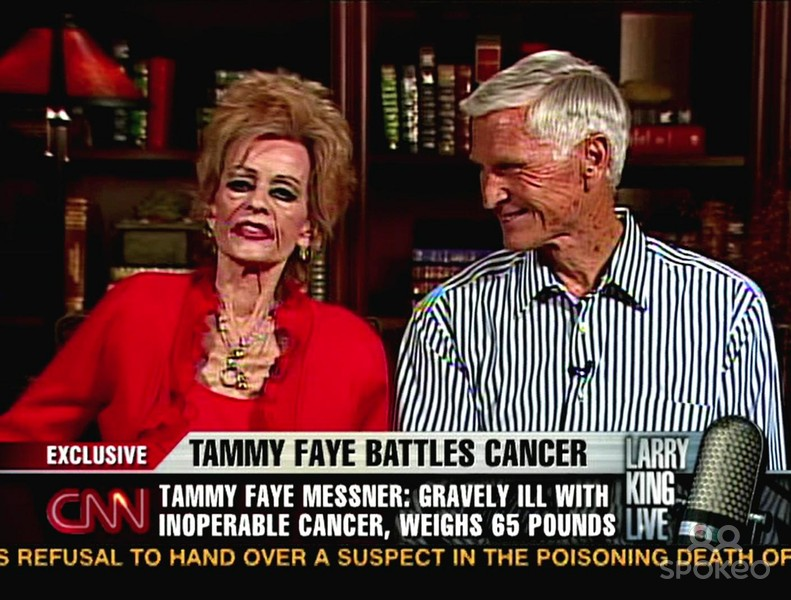 Remembering Tammy Faye What S Peeps Thinking About Now It S Probably Random