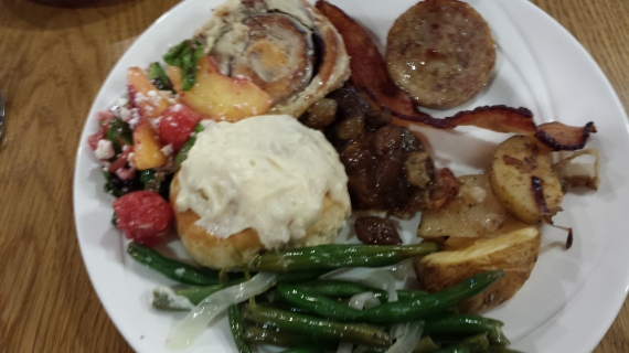 Entree Plate 2