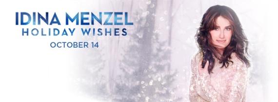 Idina Holiday Wishes