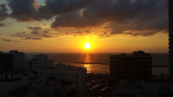TLV Sunset