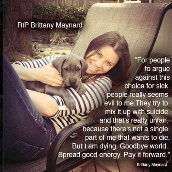 Brittany Maynard