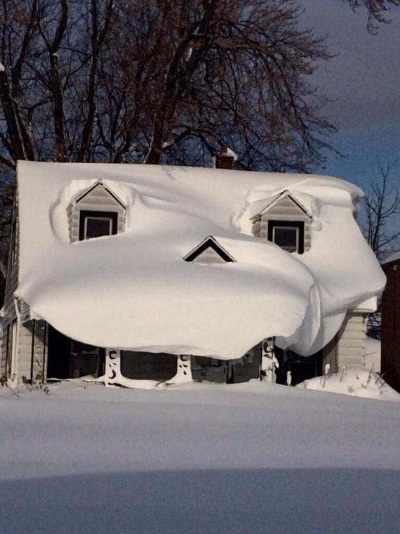 Home Near Buffalo