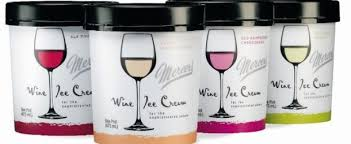 Mercers Wine Ice Cream