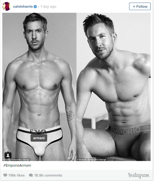 Calvin Underwear