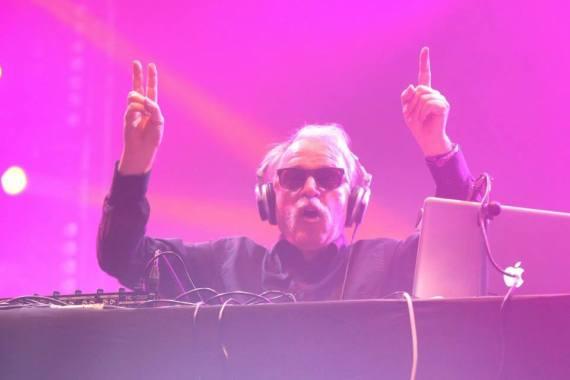Giorgio Moroder DJ