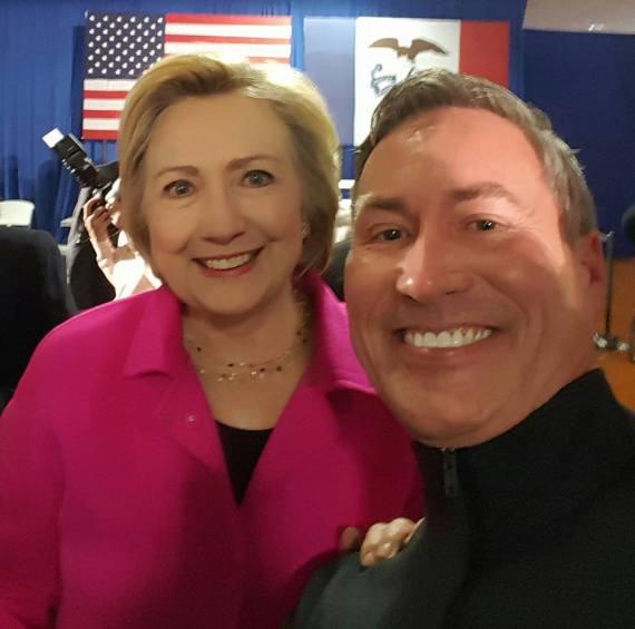 Hillary AP