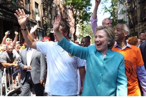 Hillary Pride
