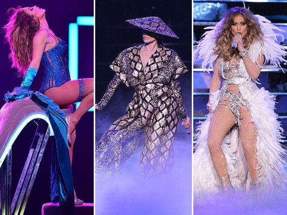 JLo All I Have Vegas