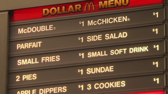 mcdonalds dollar menu