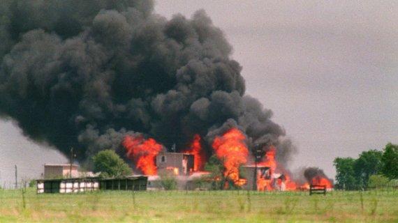 Waco fire
