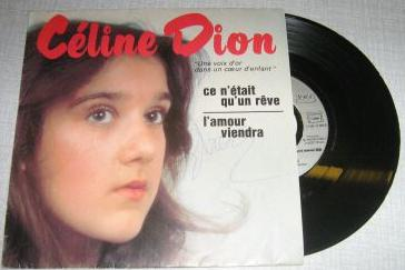Celine Dion 1st single