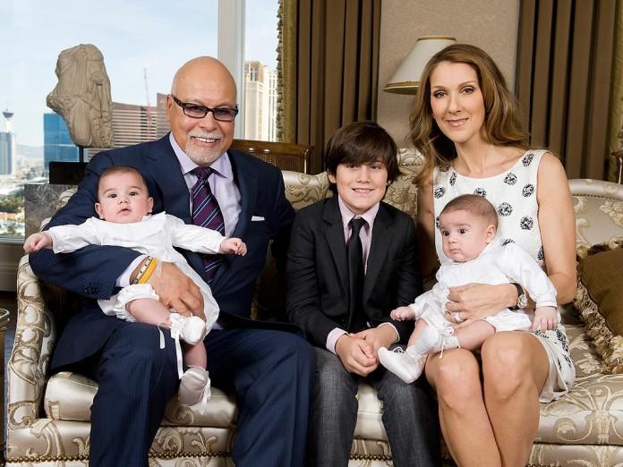 Celine & family