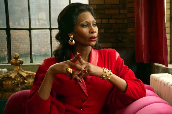 Dominique Jackson as Elektra Abundance.jpg
