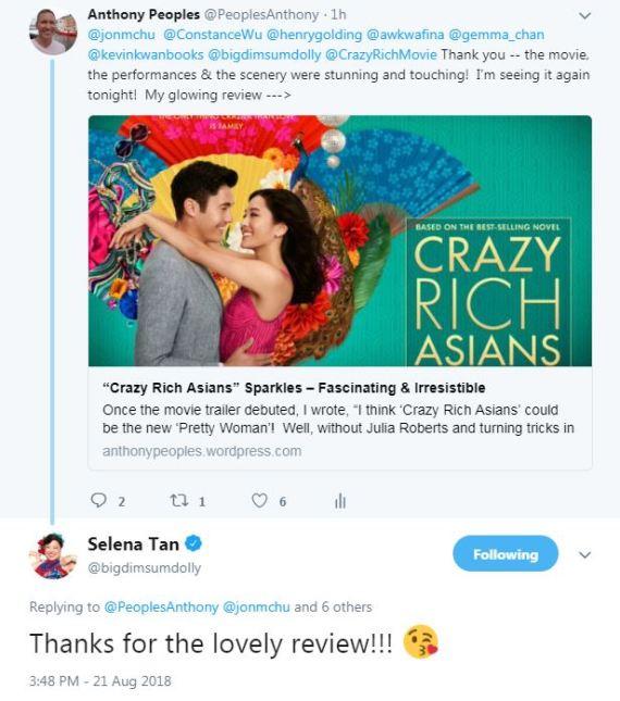 Selena Tan