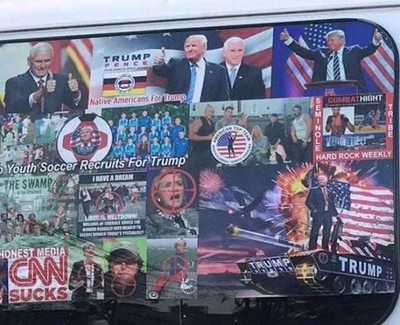 Hate Van