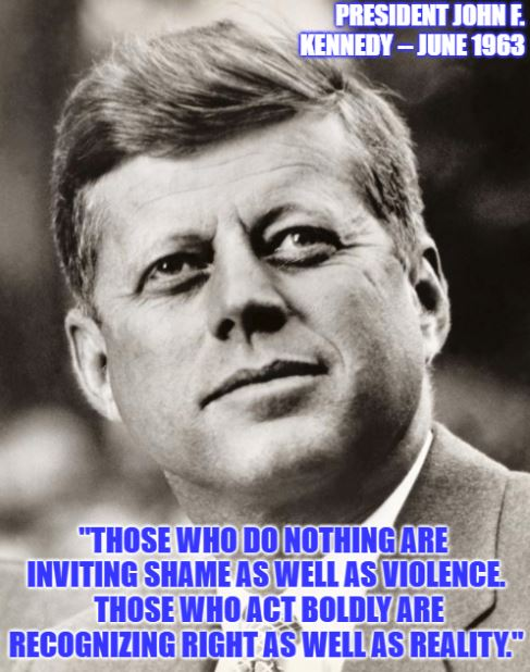 JFK JUNE 1963